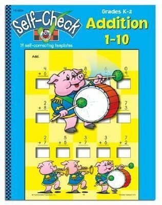 Addition 1-10 als Taschenbuch