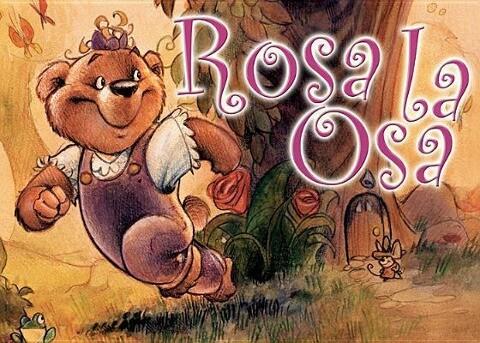 Rosa La Osa als Taschenbuch