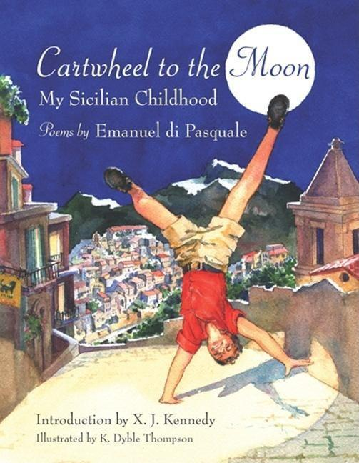 Cartwheel to the Moon: My Sicilian Childhood als Buch