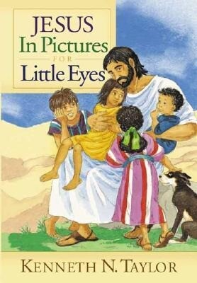 Jesus in Pictures for Little Eyes als Buch