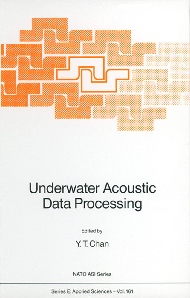 Underwater Acoustic Data Processing als Buch