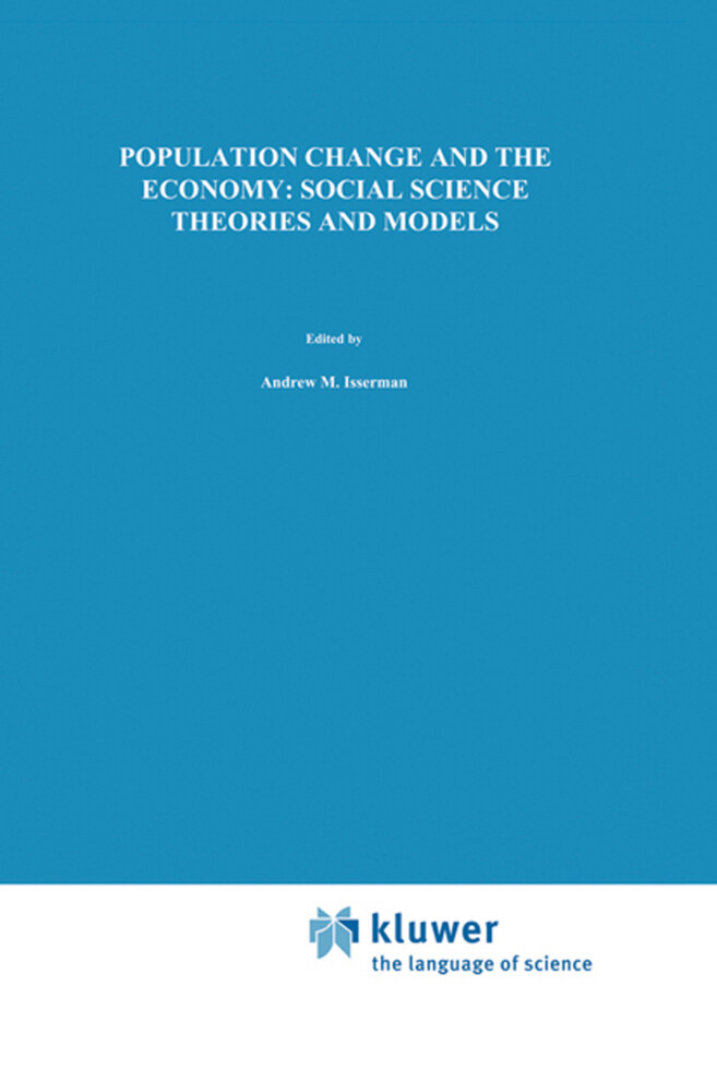 Population Change and the Economy: Social Science Theories and Models als Buch