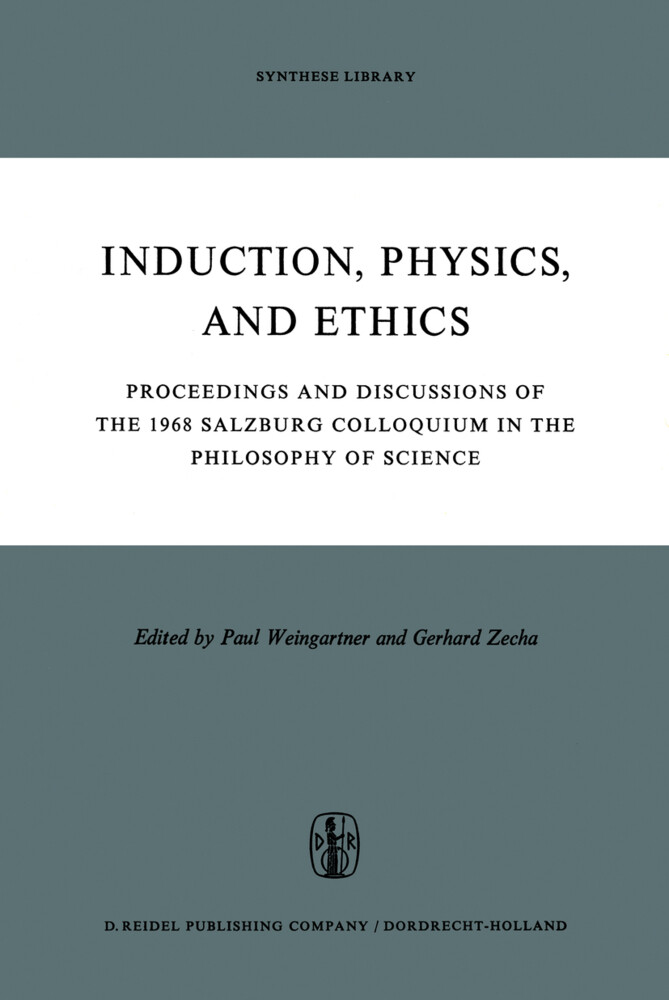 Induction, Physics and Ethics als Buch