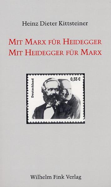 Mit Marx für Heidegger. Mit Heidegger für Marx als Buch