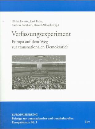 Verfassungsexperiment als Buch