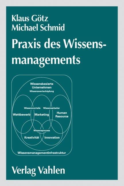 Praxis des Wissensmanagements als Buch