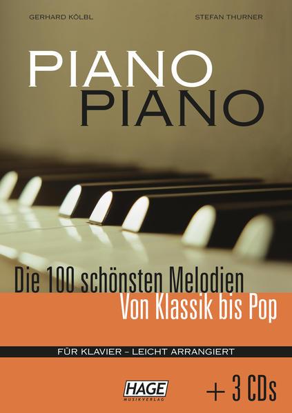 Piano Piano. Notenbuch als Buch
