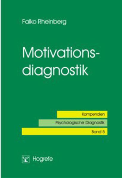 Motivationsdiagnostik als Buch