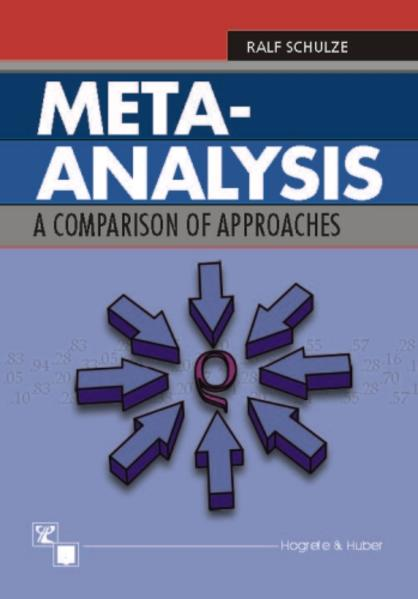 Meta-Analysis - A Comparison of Approaches als Buch