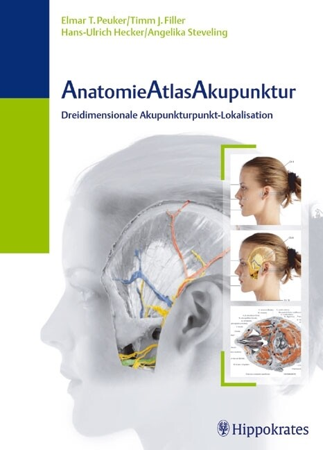 AnatomieAtlas Akupunktur als Buch