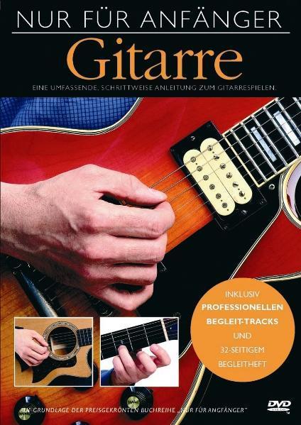 Nur für Anfänger. Gitarre. DVD-Video als DVD