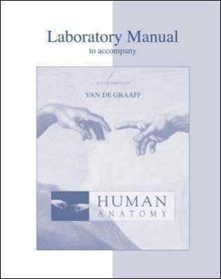 Laboratory Manual to Accompany Human Anatomy als Buch
