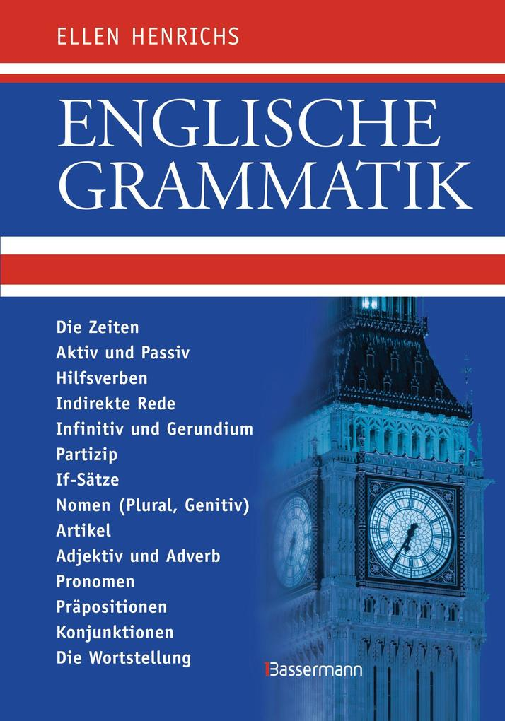 Englische Grammatik als Buch