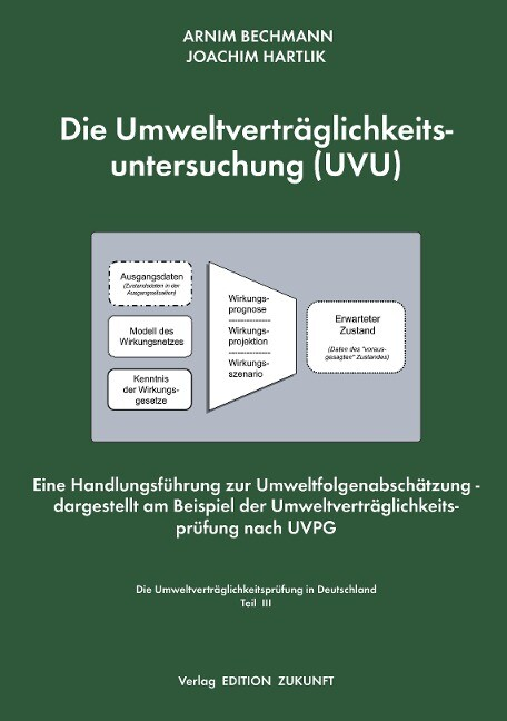 Die Umweltverträglichkeitsuntersuchung (UVU) als Buch