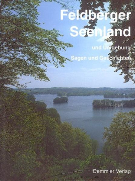 Feldberger Seenland und Umgebung. Sagen und Geschichten als Buch