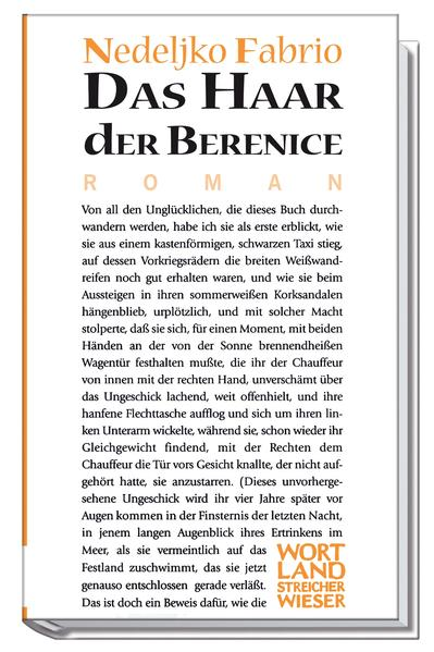 Das Haar der Berenice als Buch