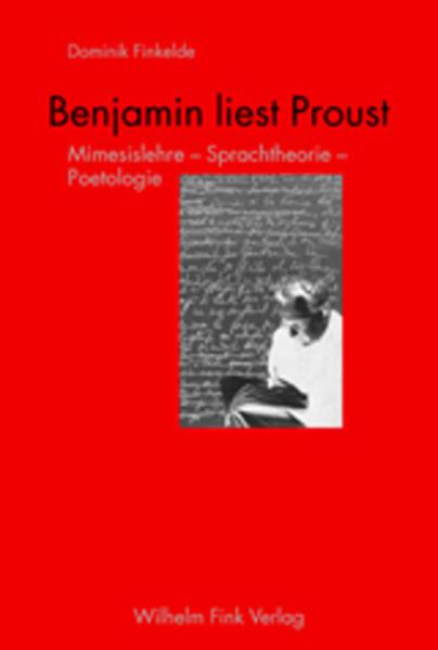 Benjamin liest Proust als Buch