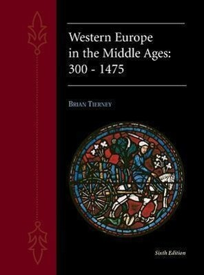 Western Europe in the Middle Ages 300-1475 als Buch
