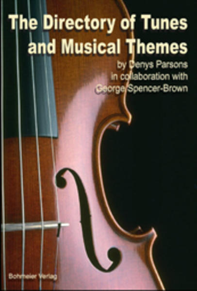 The Directory of Tunes and Musical Themes als Buch