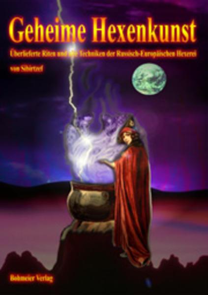 Geheime Hexenkunst als Buch