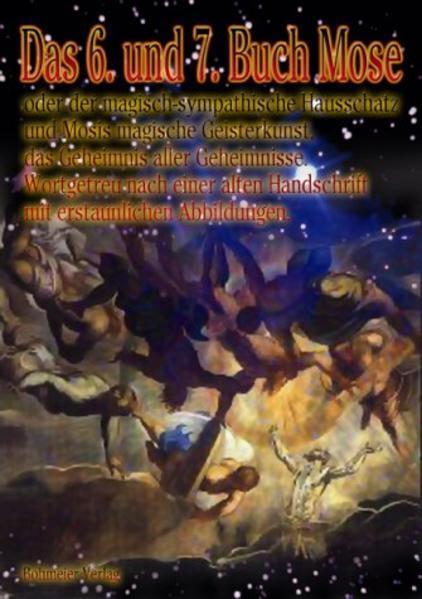 Das 6. und 7. Buch Mose als Buch