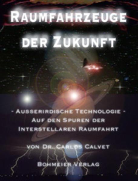 Raumfahrzeuge der Zukunft als Buch