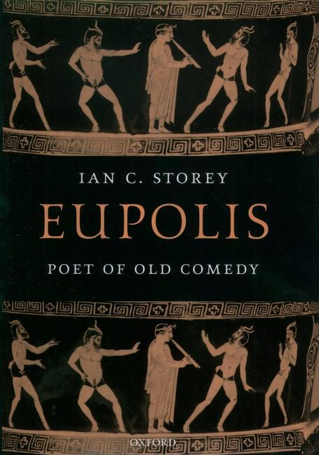 Eupolis: Poet of Old Comedy als Buch