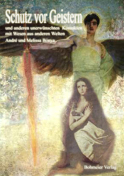 Schutz vor Geistern als Buch