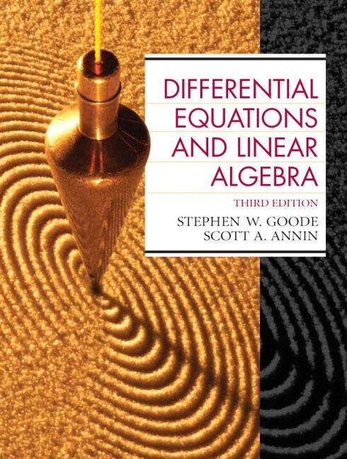 Differential Equations and Linear Algebra als Buch