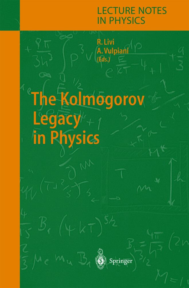The Kolmogorov Legacy in Physics als Buch