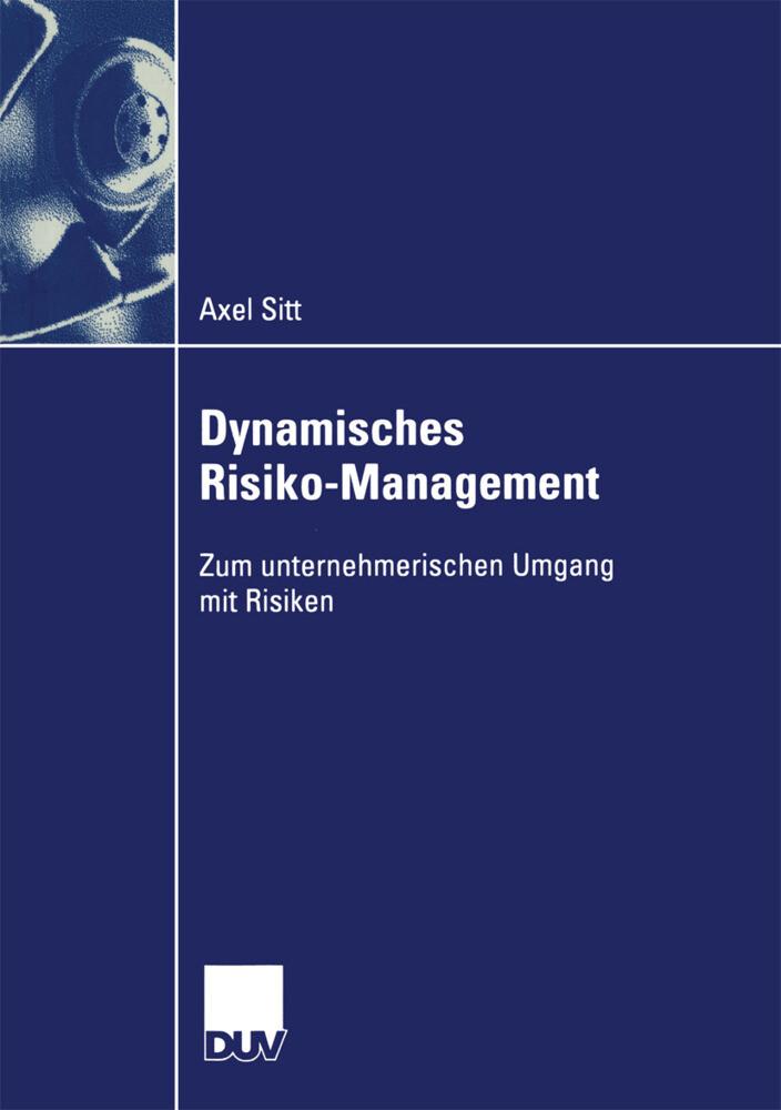 Dynamisches Risiko-Management als Buch