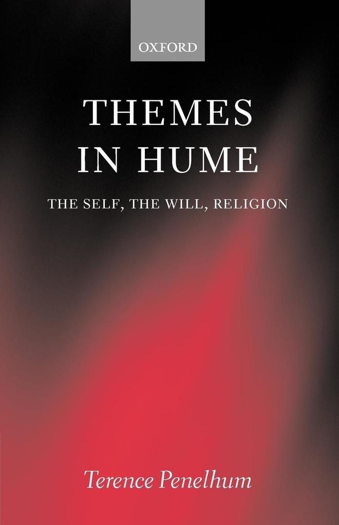 Themes in Hume: The Self, the Will, Religion als Buch