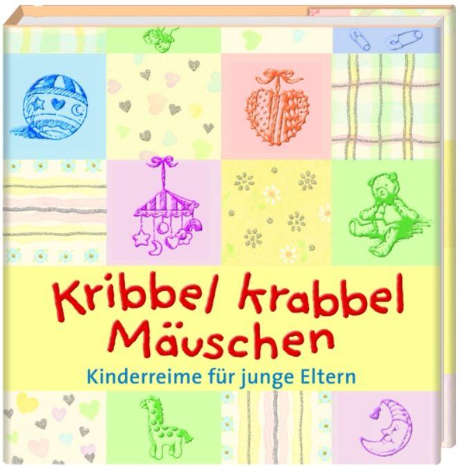 Kribbel, krabbel, Mäuschen. Biblio-Philia als Buch
