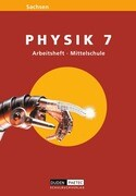 Link Physik 7. Arbeitsheft. Mittelschule. Sachsen