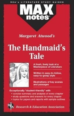 Handmaid's Tale, the (Maxnotes Literature Guides) als Taschenbuch