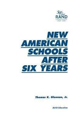 New American Schools After Six Years als Taschenbuch