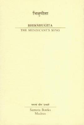 Bhikshugita: The Mendicant's Son als Buch