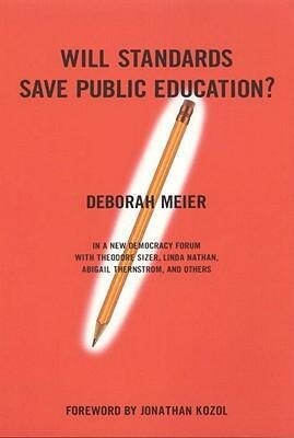 Will Standards Save Public Education? als Taschenbuch
