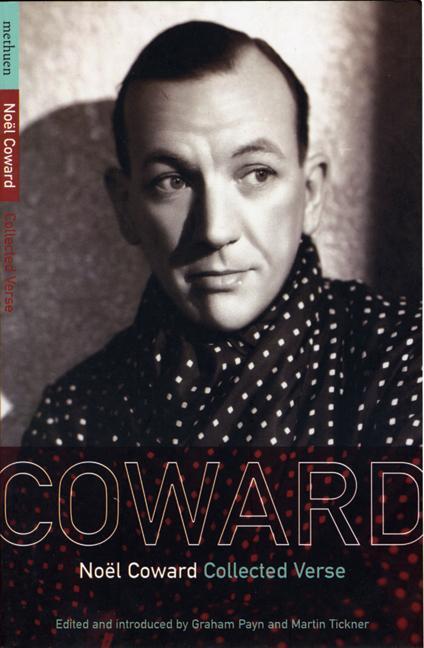 Noel Coward Collected Verse als Taschenbuch
