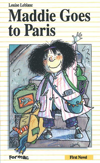 MADDIE GOES TO PARIS als Taschenbuch