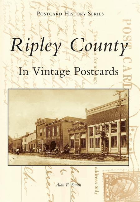 Ripley County in Vintage Postcards als Buch
