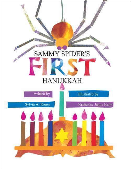 Sammy Spider's First Hanukkah als Taschenbuch