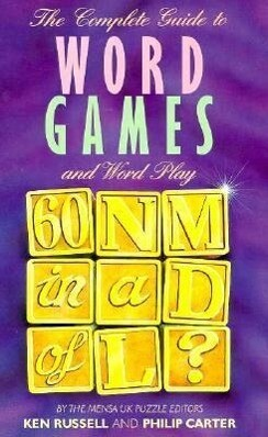 The Complete Guide to Word Games and Word Play als Taschenbuch