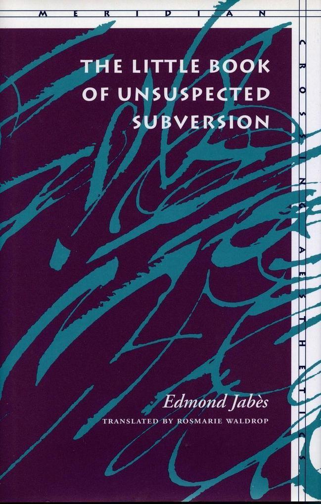 The Little Book of Unsuspected Subversion als Taschenbuch
