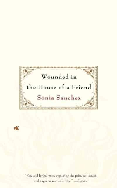 Wounded in the House of a Friend als Taschenbuch