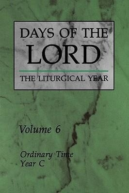 Days of the Lord: Volume 6: Ordinary Time, Year C als Taschenbuch