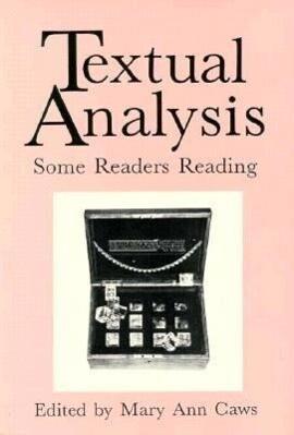 Textual Analysis als Taschenbuch