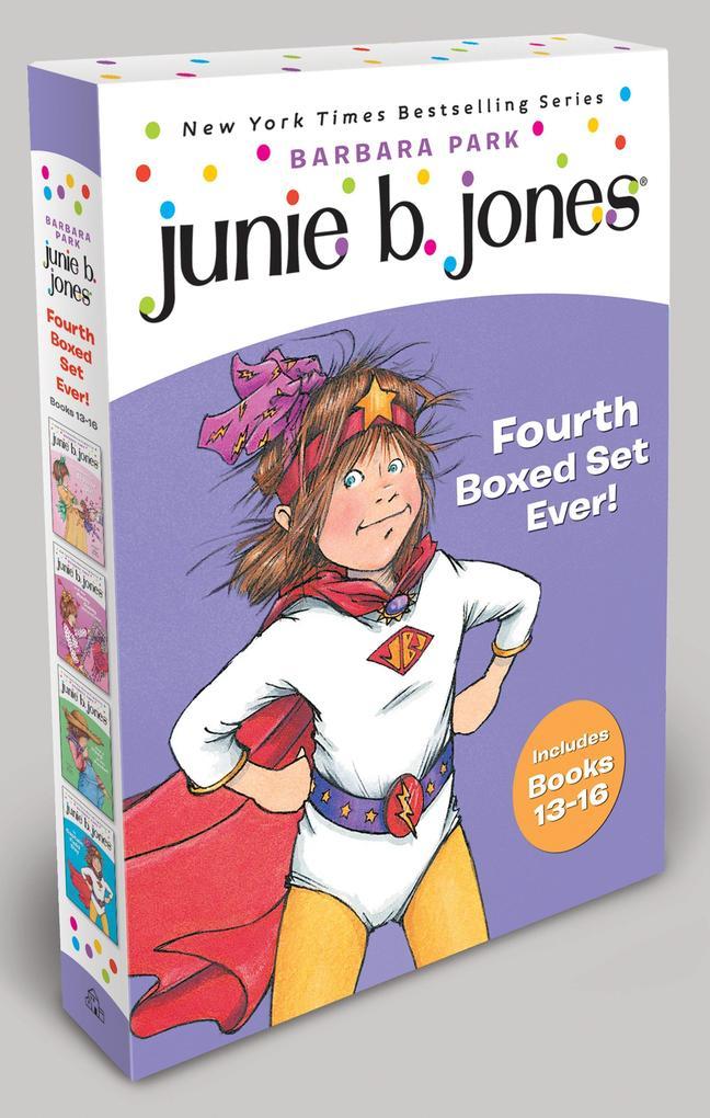 Junie B. Jones Fourth Boxed Set Ever! als Taschenbuch