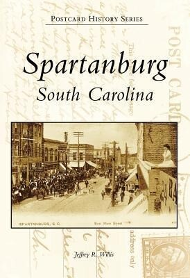 Spartanburg, South Carolina als Buch