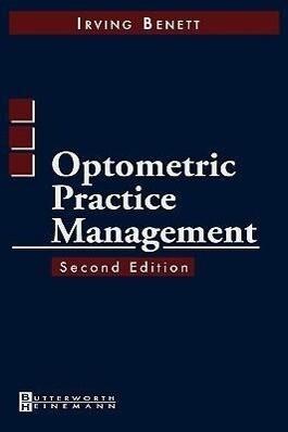Optometric Practice Management als Buch